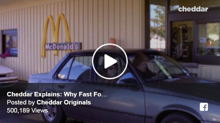 Why are Fast Food Restaurant Logos Red? – Cheddar.com